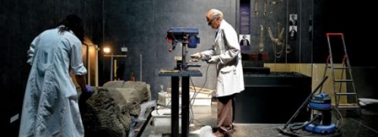 Alianza entre museos y minería: Guardianes de la historia