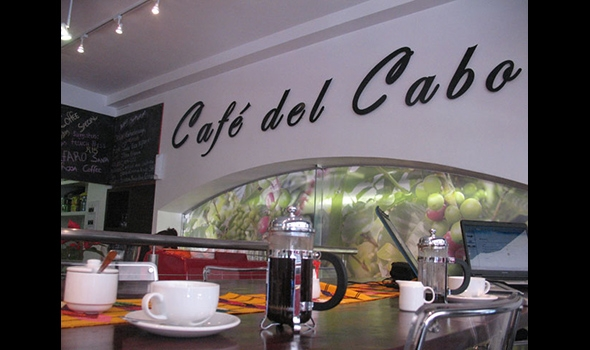 CAFÉ DEL CABO
