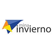 Logo mina invierno